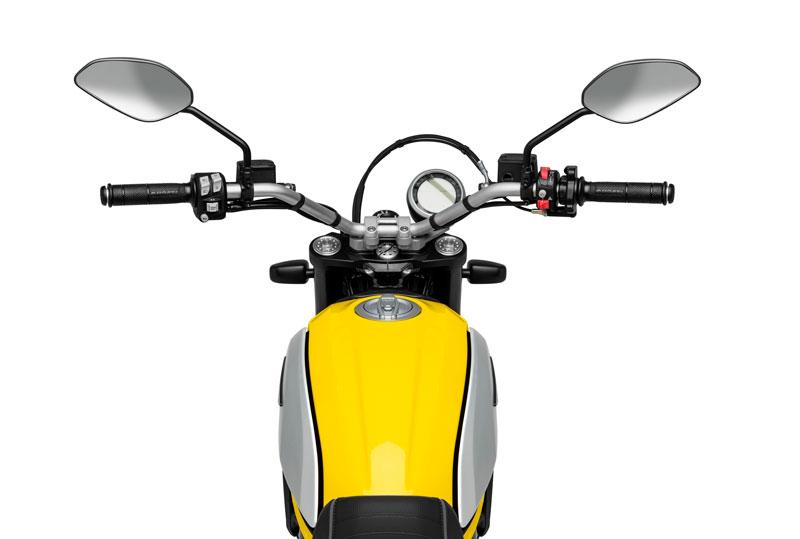 Nova Ducati Scrambler Icon 2021